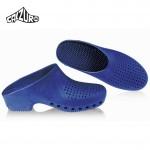 Socas Calzuro Azul Metalico