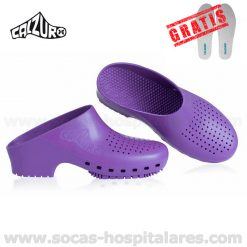Socas Calzuro Purpura